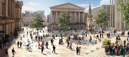 Birmingham is property jewel at the heart of the UK