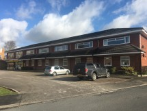 2 Bed Property to Rent in Knoll Close, Staffordshire